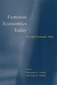 Cover Feminist Economics Today
