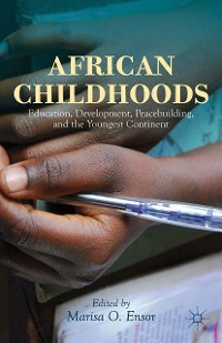 Cover African Childhoods