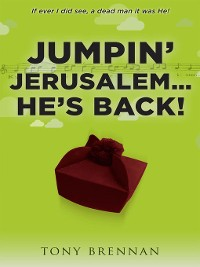 Cover Jumpin' Jerusalem... He's Back!