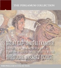 Cover Great Captains: Alexander