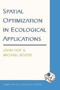 Cover Spatial Optimization in Ecological Applications