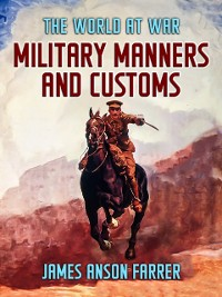 Cover Military Manners and Customs