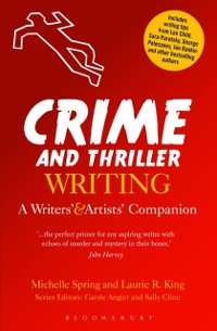 Cover Crime and Thriller Writing