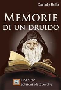 Cover Memorie di un druido