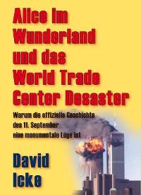 Cover Alice im Wunderland und das World Trade Center Desaster