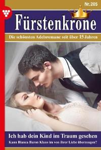 Cover Fürstenkrone 205 – Adelsroman