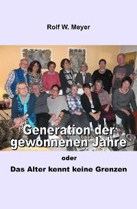 Cover Generation der gewonnenen Jahre