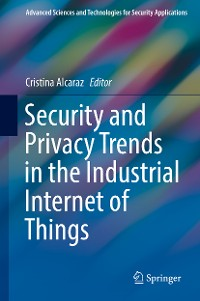 Cover Security and Privacy Trends in the Industrial Internet of Things