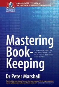 Cover Mastering Book-Keeping