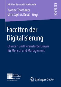 Cover Facetten der Digitalisierung