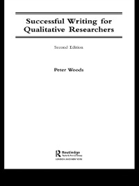 Cover Successful Writing for Qualitative Researchers