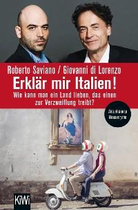 Cover Erklär mir Italien!