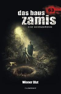 Cover Das Haus Zamis 63 - Wiener Blut