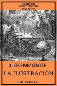 Cover 3 Libros para Conocer La Ilustración