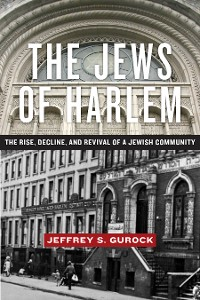Cover The Jews of Harlem
