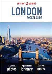 Cover Insight Guides Pocket London (Travel Guide eBook)