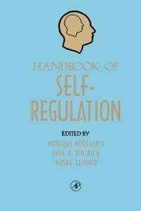 Cover Handbook of Self-Regulation