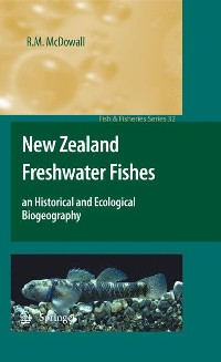 Cover New Zealand Freshwater Fishes