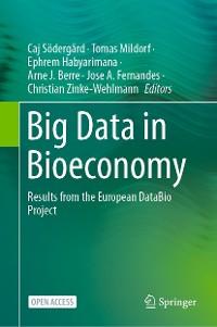 Cover Big Data in Bioeconomy