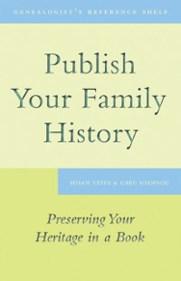 Cover Publish Your Family History
