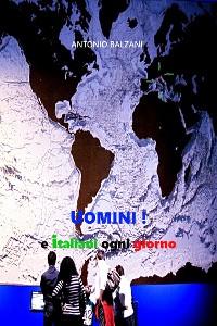 Cover UOMINI e italiani ogni giorno
