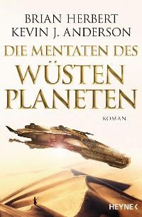 Cover Die Mentaten des Wüstenplaneten