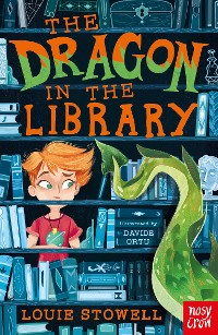 Cover The Dragon in the Library