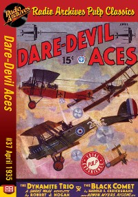 Cover Dare-Devil Aces #37 April 1935