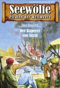 Cover Seewölfe - Piraten der Weltmeere 657