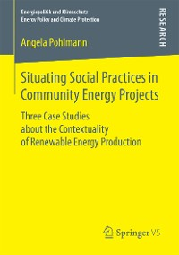Cover Situating Social Practices in Community Energy Projects