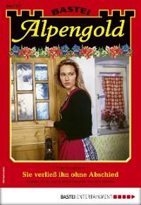 Cover Alpengold 330 - Heimatroman