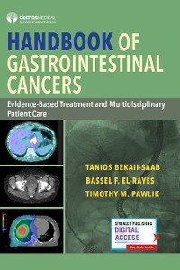Cover Handbook of Gastrointestinal Cancers