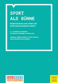 Cover Sport als Bühne