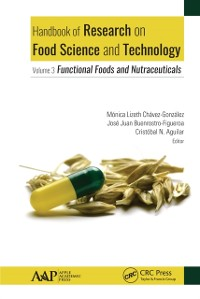 Cover Handbook of Research on Food Science and Technology