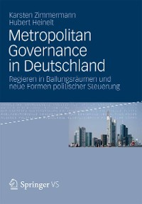 Cover Metropolitan Governance in Deutschland