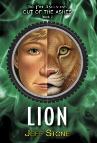 Cover Five Ancestors Out of the Ashes #2: Lion