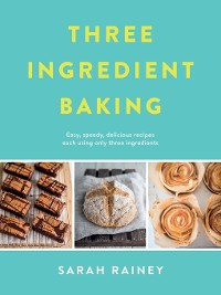 Cover Three Ingredient Baking