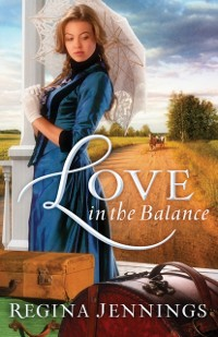 Cover Love in the Balance (Ladies of Caldwell County Book #2)