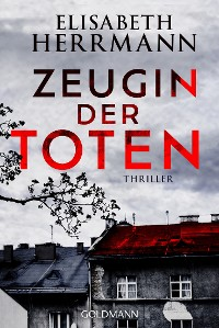 Cover Zeugin der Toten