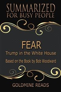 Cover Fear - Summarized for Busy People