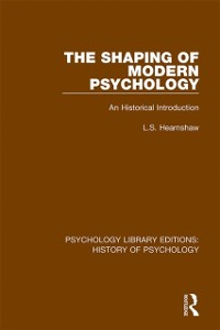 Cover Shaping of Modern Psychology