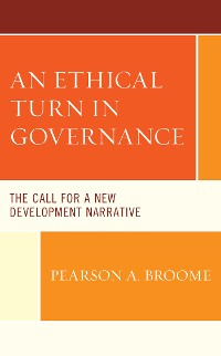 Cover An Ethical Turn in Governance