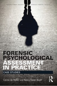Cover Forensic Psychological Assessment in Practice