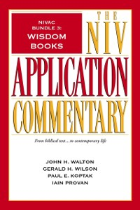 Cover NIVAC Bundle 3: Wisdom Books