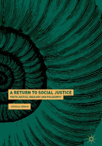 Cover A Return to Social Justice