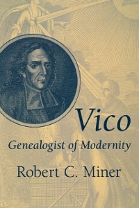 Cover Vico, Genealogist of Modernity