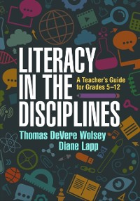 Cover Literacy in the Disciplines
