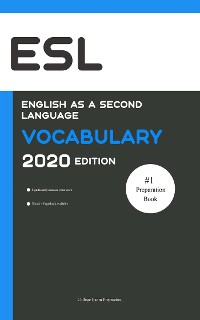 Cover English as a Second Language (ESL) Official Vocabulary 2020 Edition