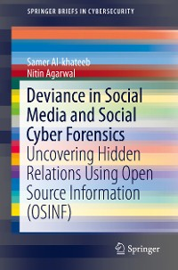 Cover Deviance in Social Media and Social Cyber Forensics