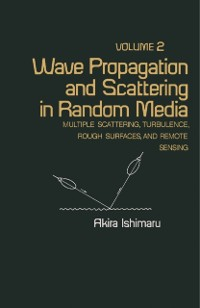 Cover Wave Propagation and Scattering in Random Media
